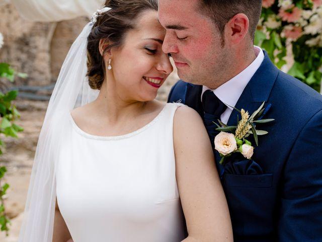 La boda de Jose y Mª Carmen en Bolaños De Calatrava, Ciudad Real 43