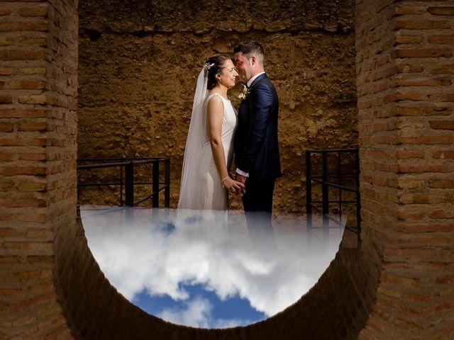 La boda de Jose y Mª Carmen en Bolaños De Calatrava, Ciudad Real 45