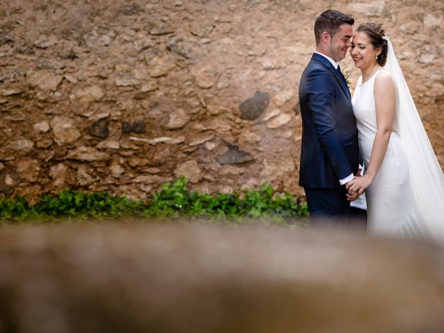 La boda de Jose y Mª Carmen en Bolaños De Calatrava, Ciudad Real 46
