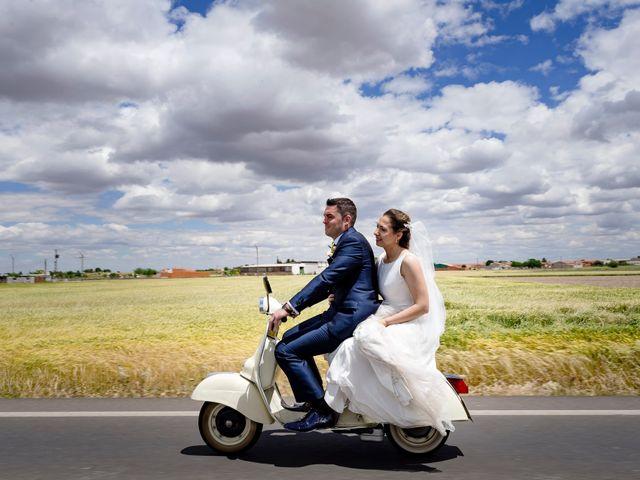 La boda de Jose y Mª Carmen en Bolaños De Calatrava, Ciudad Real 1