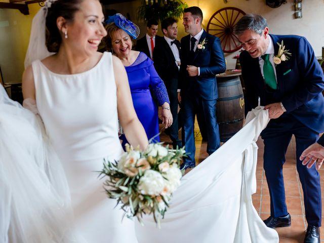 La boda de Jose y Mª Carmen en Bolaños De Calatrava, Ciudad Real 51