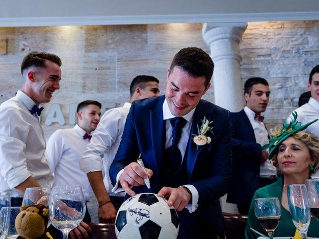La boda de Jose y Mª Carmen en Bolaños De Calatrava, Ciudad Real 53