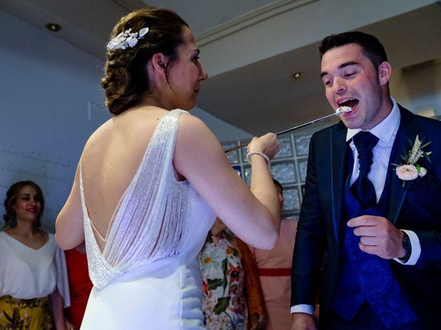 La boda de Jose y Mª Carmen en Bolaños De Calatrava, Ciudad Real 55
