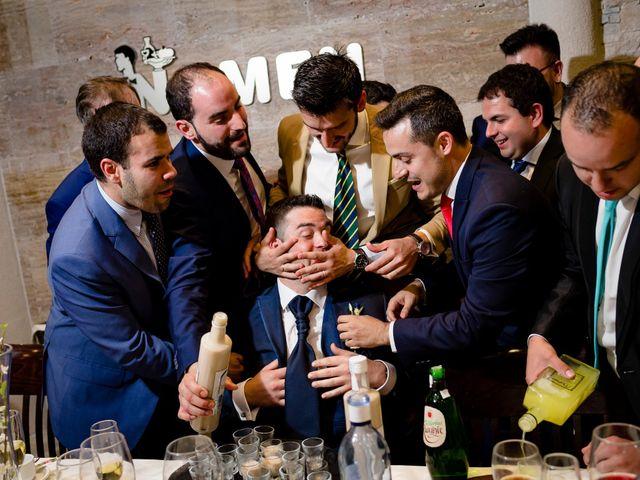 La boda de Jose y Mª Carmen en Bolaños De Calatrava, Ciudad Real 57
