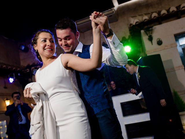 La boda de Jose y Mª Carmen en Bolaños De Calatrava, Ciudad Real 59