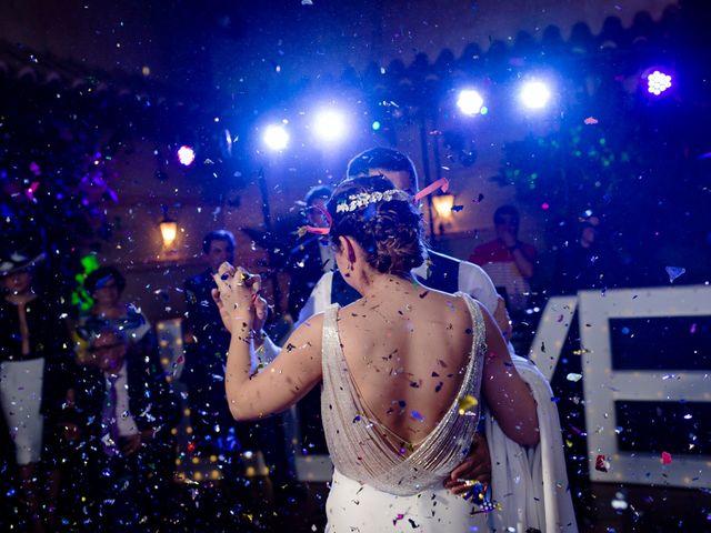 La boda de Jose y Mª Carmen en Bolaños De Calatrava, Ciudad Real 60