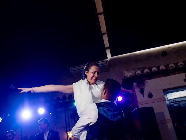 La boda de Jose y Mª Carmen en Bolaños De Calatrava, Ciudad Real 61