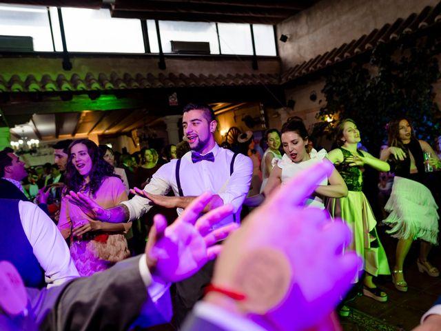 La boda de Jose y Mª Carmen en Bolaños De Calatrava, Ciudad Real 64