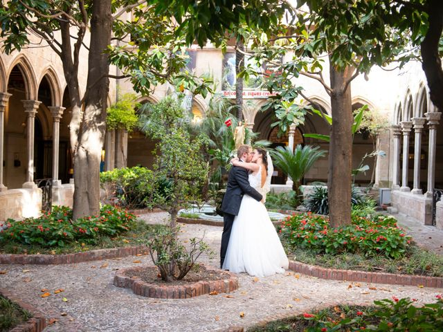 La boda de Xim y Bel en Matadepera, Barcelona 37