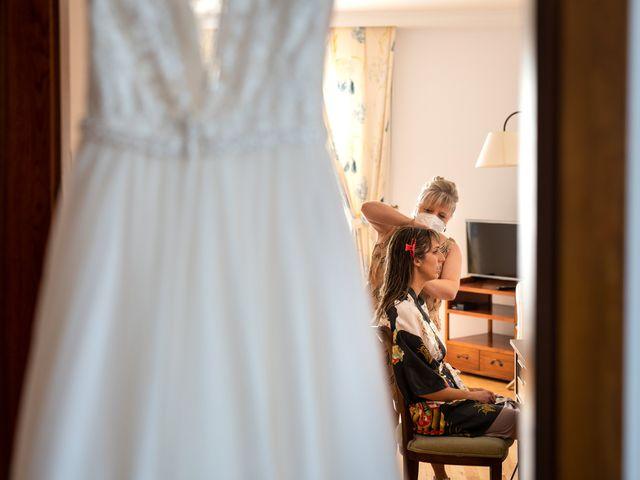 La boda de Javi y Sara en Laguardia, Álava 3