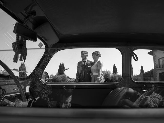 La boda de Javi y Sara en Laguardia, Álava 15