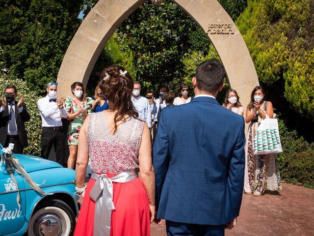 La boda de Javi y Sara en Laguardia, Álava 16