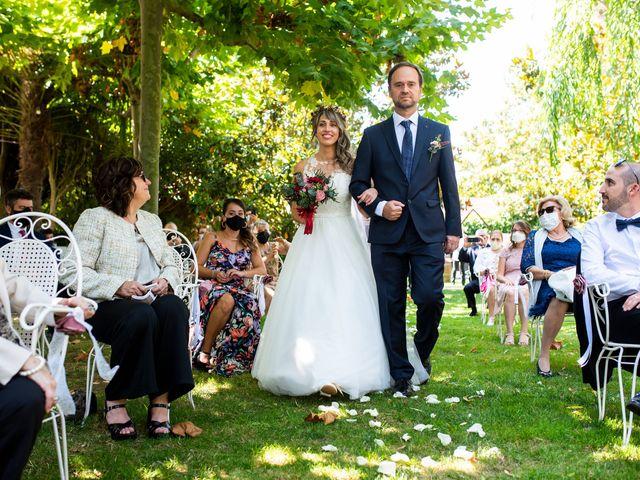 La boda de Javi y Sara en Laguardia, Álava 20