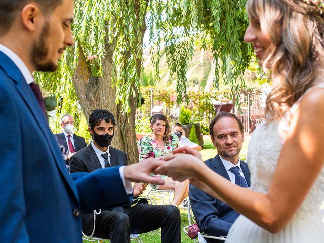 La boda de Javi y Sara en Laguardia, Álava 22