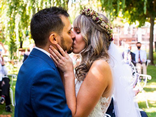 La boda de Javi y Sara en Laguardia, Álava 23