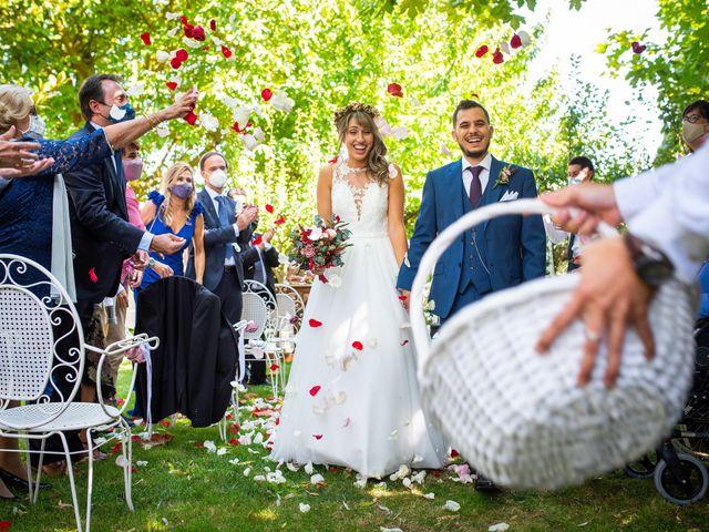 La boda de Javi y Sara en Laguardia, Álava 24