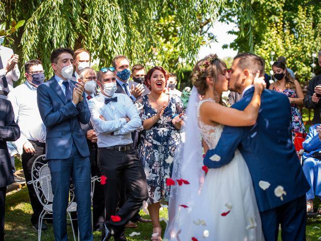 La boda de Javi y Sara en Laguardia, Álava 25