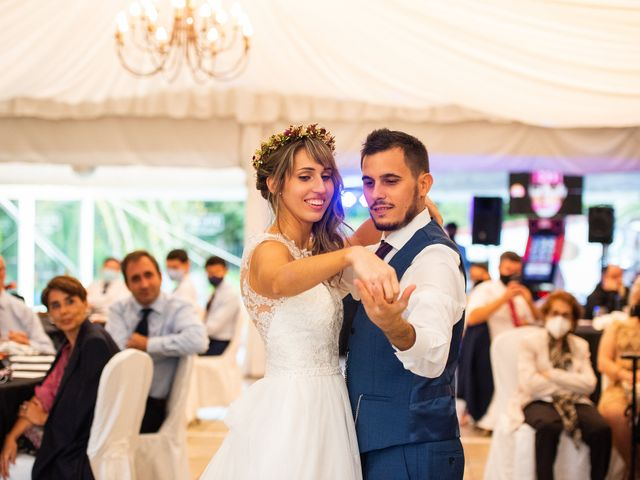 La boda de Javi y Sara en Laguardia, Álava 27