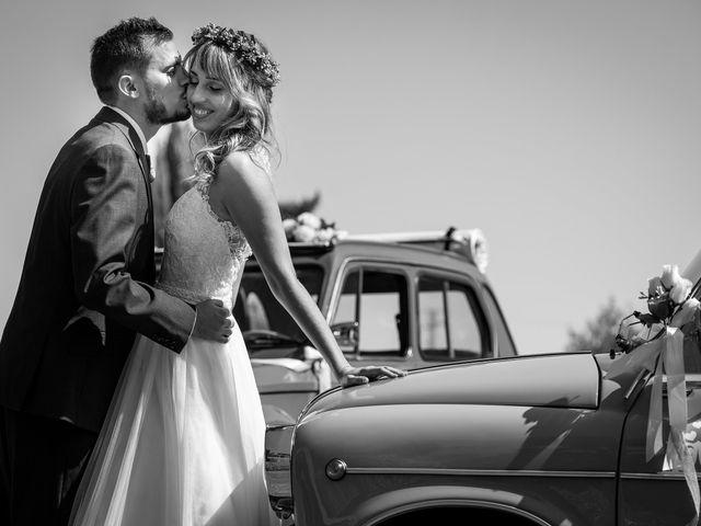 La boda de Javi y Sara en Laguardia, Álava 30