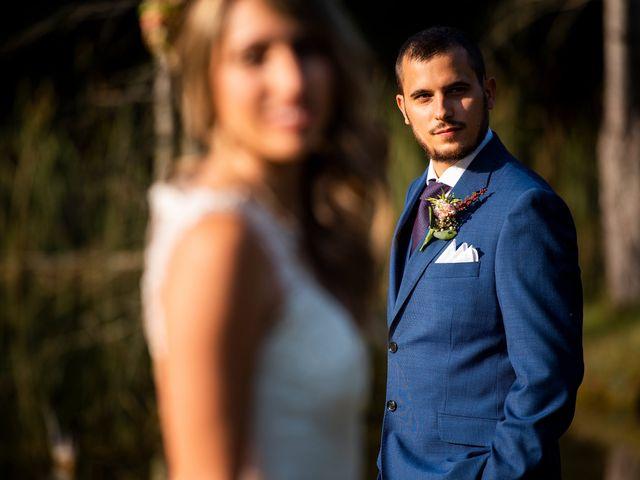 La boda de Javi y Sara en Laguardia, Álava 36