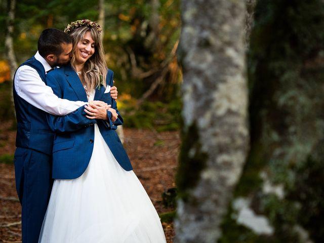 La boda de Javi y Sara en Laguardia, Álava 44