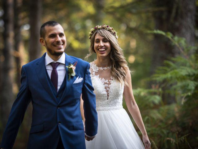 La boda de Javi y Sara en Laguardia, Álava 47