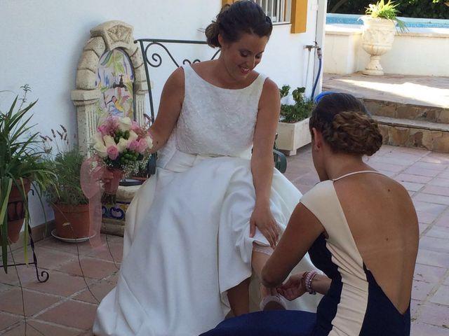 La boda de Miguel y Rocío en Jaén, Jaén 2