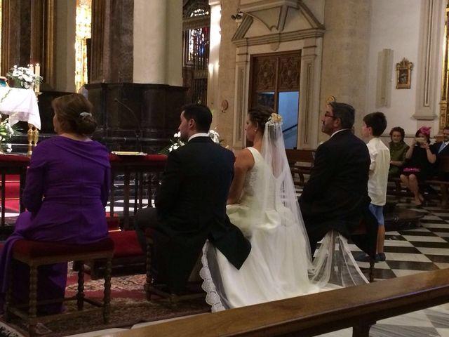 La boda de Miguel y Rocío en Jaén, Jaén 3