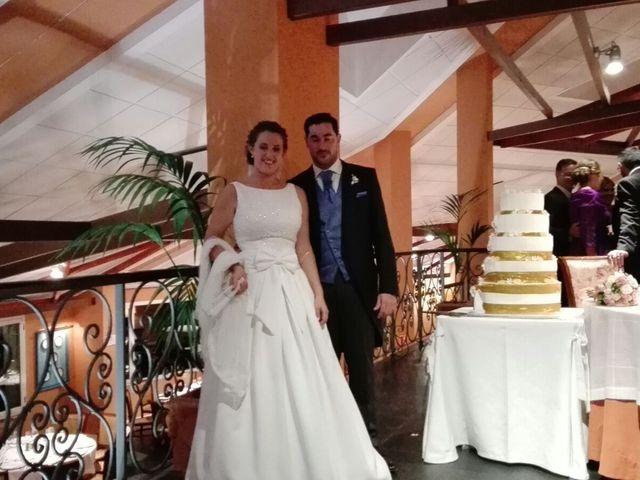 La boda de Miguel y Rocío en Jaén, Jaén 1