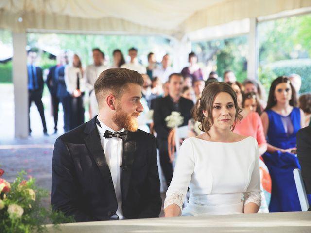 La boda de Alvaro y Aitana en Leganés, Madrid 17