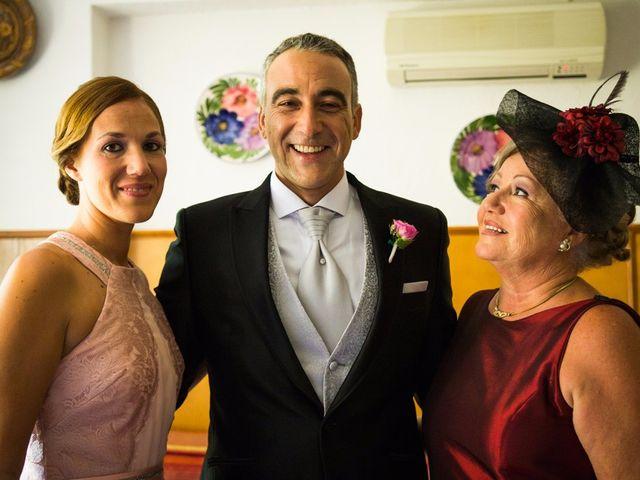 La boda de Eduardo  y Beatriz en Jerez De La Frontera, Cádiz 2