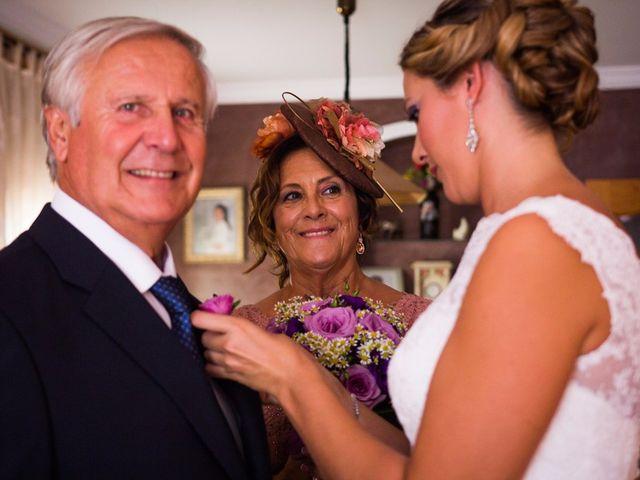 La boda de Eduardo  y Beatriz en Jerez De La Frontera, Cádiz 5
