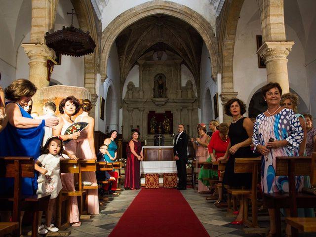 La boda de Eduardo  y Beatriz en Jerez De La Frontera, Cádiz 8