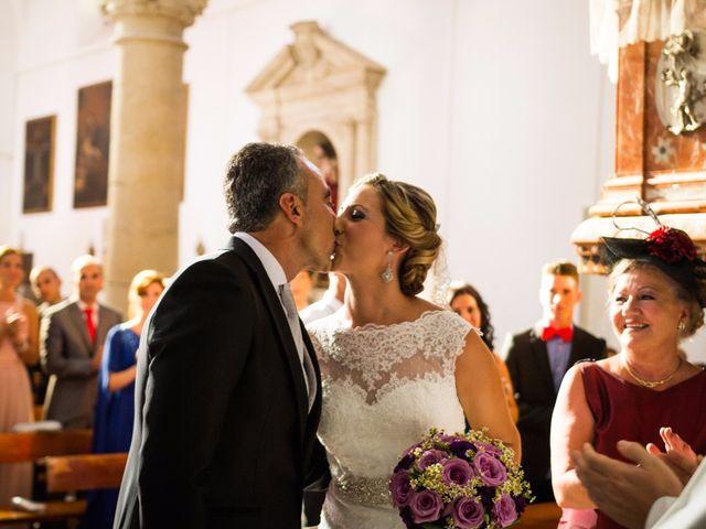 La boda de Eduardo  y Beatriz en Jerez De La Frontera, Cádiz 13