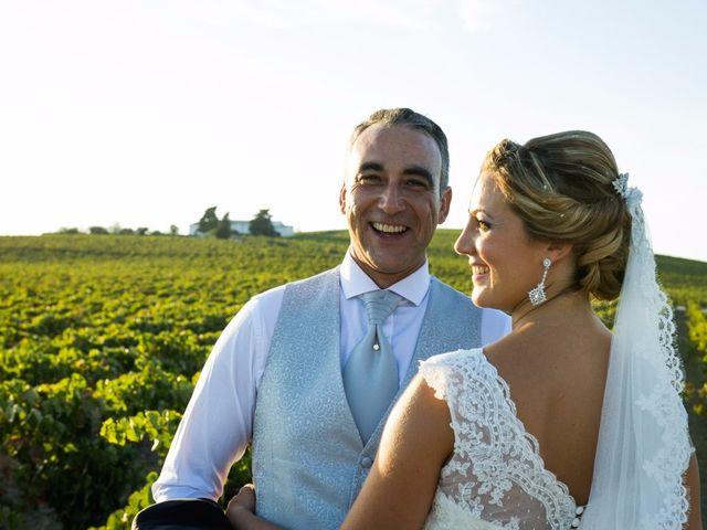 La boda de Eduardo  y Beatriz en Jerez De La Frontera, Cádiz 16