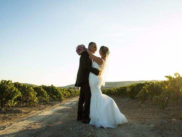 La boda de Eduardo  y Beatriz en Jerez De La Frontera, Cádiz 17