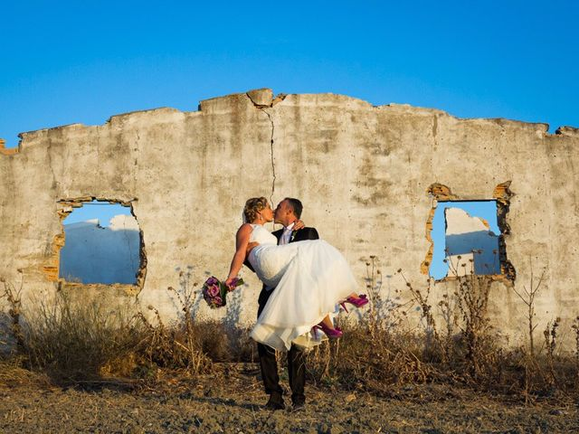 La boda de Eduardo  y Beatriz en Jerez De La Frontera, Cádiz 18