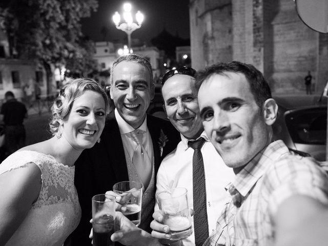 La boda de Eduardo  y Beatriz en Jerez De La Frontera, Cádiz 20