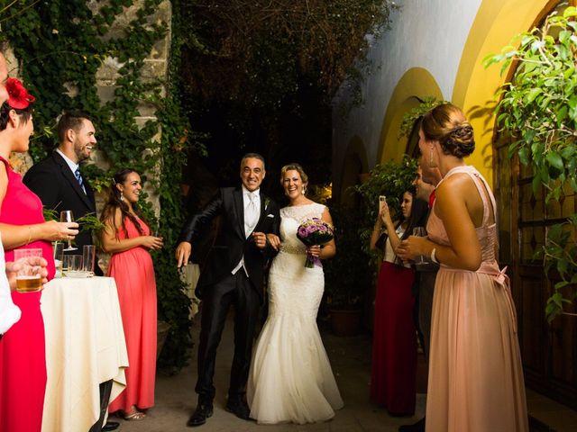 La boda de Eduardo  y Beatriz en Jerez De La Frontera, Cádiz 21