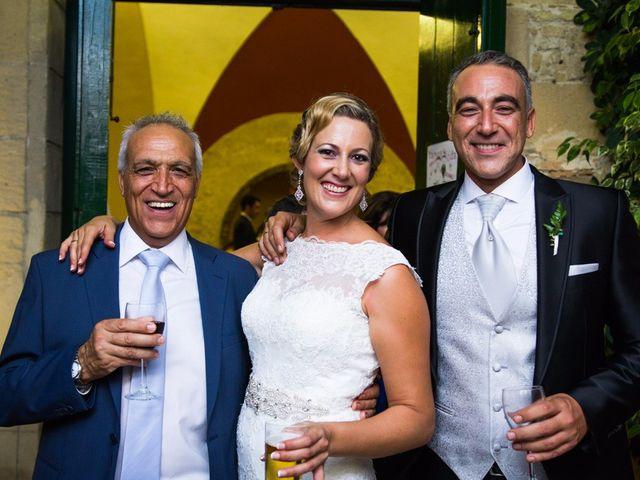 La boda de Eduardo  y Beatriz en Jerez De La Frontera, Cádiz 22