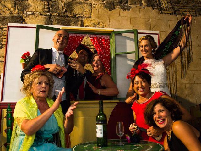 La boda de Eduardo  y Beatriz en Jerez De La Frontera, Cádiz 23