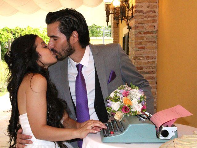 La boda de Natalia y Hernan en Madrid, Madrid 1