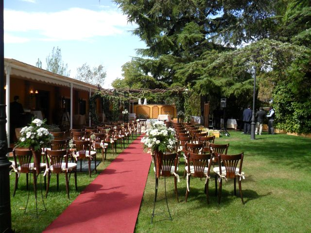 La boda de Natalia y Hernan en Madrid, Madrid 4