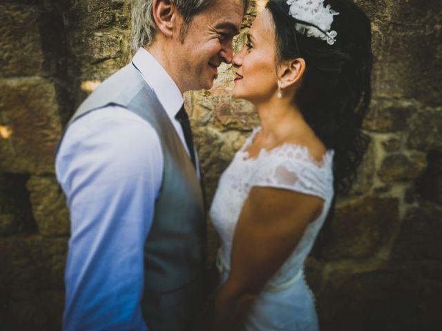 La boda de Cristina y Gari