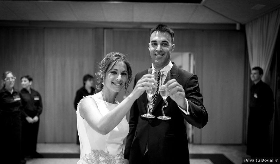 La boda de Carlos y Ángela en Pradejon, La Rioja