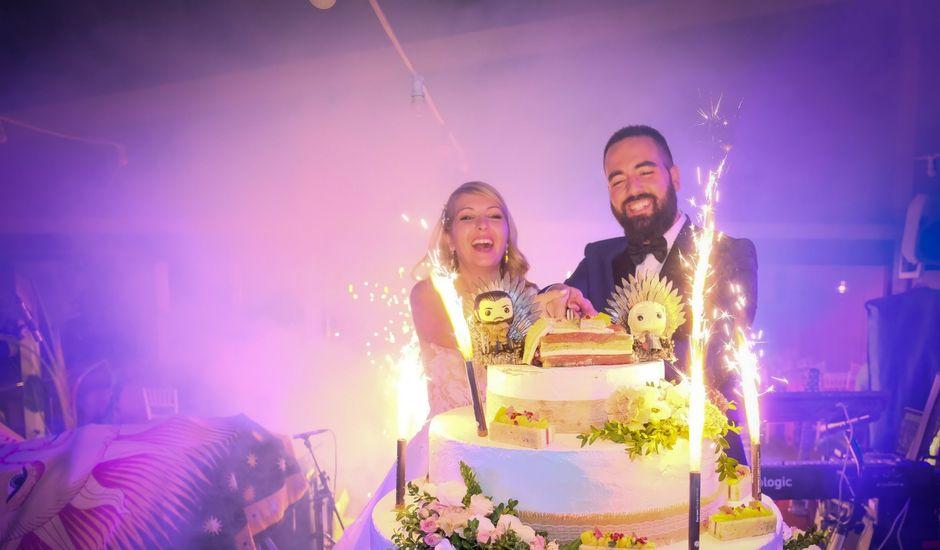 La boda de Marc y Alba en Arenys De Mar, Barcelona