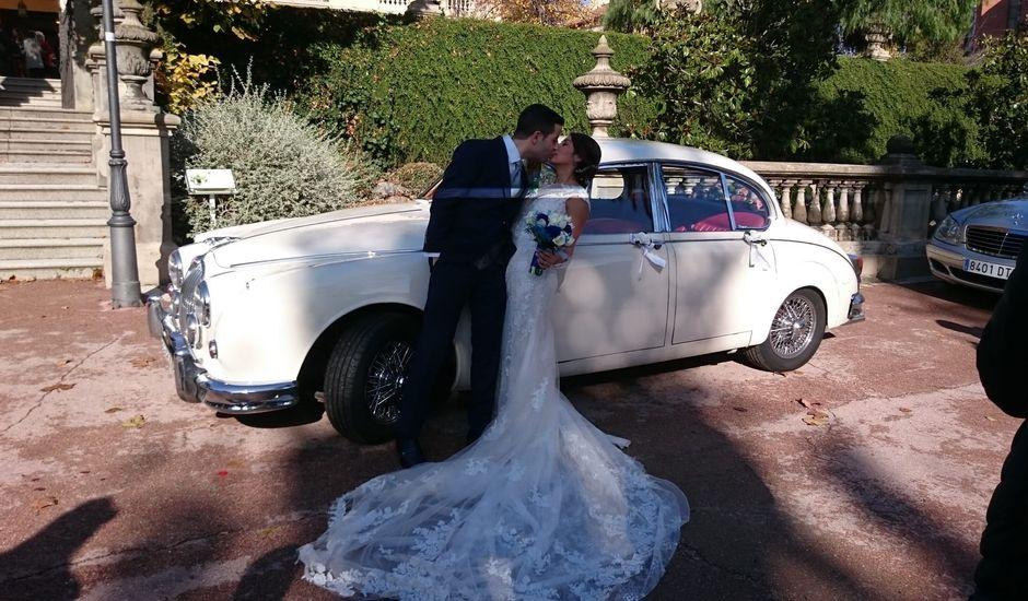 La boda de Lillian  y Daniel en L' Hospitalet De Llobregat, Barcelona