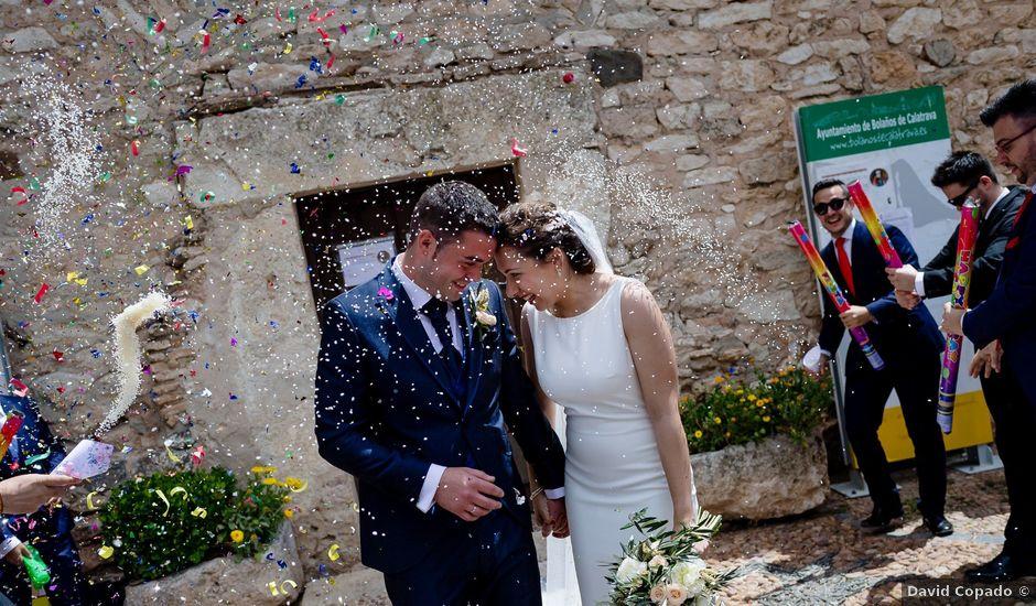 La boda de Jose y Mª Carmen en Bolaños De Calatrava, Ciudad Real