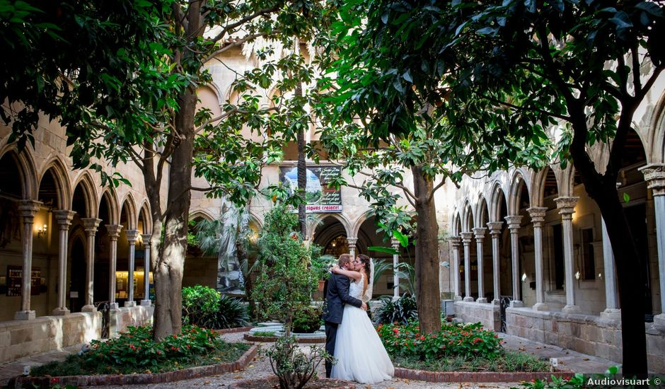 La boda de Xim y Bel en Matadepera, Barcelona