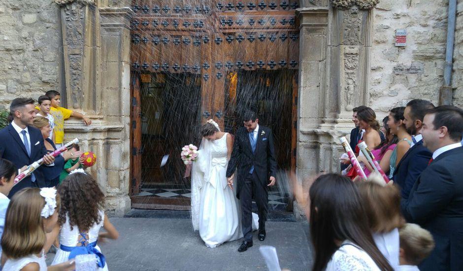 La boda de Miguel y Rocío en Jaén, Jaén